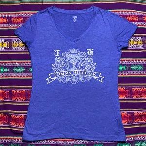 Womens shirt sleeve graphic T-shirt